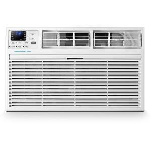 Emerson Quiet Kool 230V 12,000 BTU Through-the-Wall Air Conditioner with 10,600 BTU Supplemental Heating