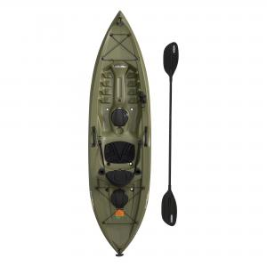 Lifetime Tamarack Angler 10 ft Fishing Kayak (Paddle Included), 90818