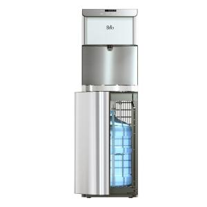 Brio Bottom Load Hot, Cold & Room Water Cooler – Self Clean Ozone – Tri Temp W/Touch Dispenser Feature
