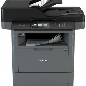 Brother Monochrome Laser Multifunction All-In-One Printer, MFC-L6700DW, Duplex Two-Sided Printing & Scanning & Copying, Wireless Networking, Mobile Printing and Scanning