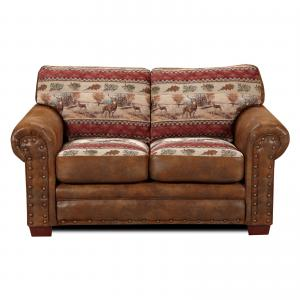 American Furniture Classics Deer Valley Loveseat