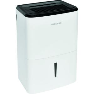 Frigidaire 35-Pint Dehumidifier with Effortless Humidity Control, White