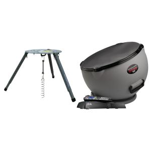 Winegard PA6002R Pathway X2 Automatic Portable Satellite TV Antenna With Dish ViP 211z Receiver & TR-1518 Carryout Tripod Mount