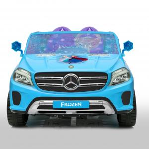 12 Volt Frozen Mercedes GLS-320 Battery Powered Ride-on