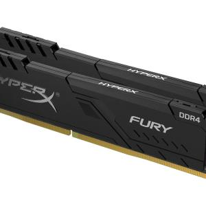 HyperX FURY Black 64GB 3600MHz DDR4 CL18 DIMM (Kit of 2) HX436C18FB3K2/64
