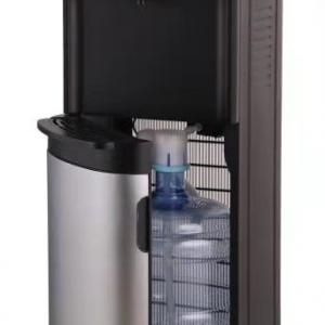 BRITA Bottom-Loading Water Cooler with built-in BRITA Filter, Stainless-Steel