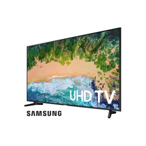 Refurbished Samsung 55″ Class 4K UHD 2160p LED Smart TV with HDR UN55NU6950 (2018 Model)