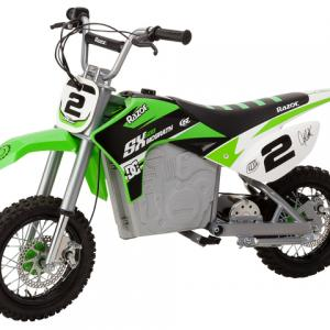 Razor Dirt Rocket SX500 McGrath Electric Powered Ride on Dirt Bike