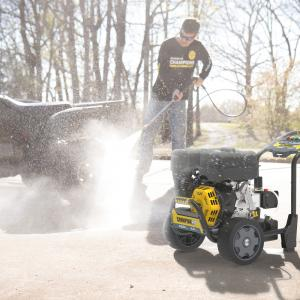 Champion Power Equipment 4200-PSI 4.0-GPM Commercial Duty Low Profile Gas Pressure Washer