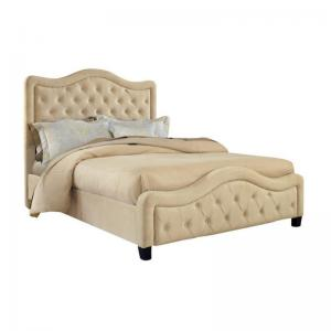Hillsdale Furniture Trieste Upholstered Panel Bed, Multiple Sizes and Colors