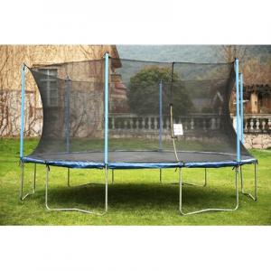 AirBound 16′ Trampoline with Safety Enclosure