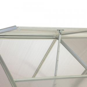Ogrow® Walk-In 6′ X 8′ Lawn and Garden Greenhouse with Heavy Duty Aluminum Frame