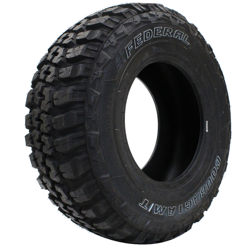 Federal Couragia M/T 285/70R17 121 Q Tire