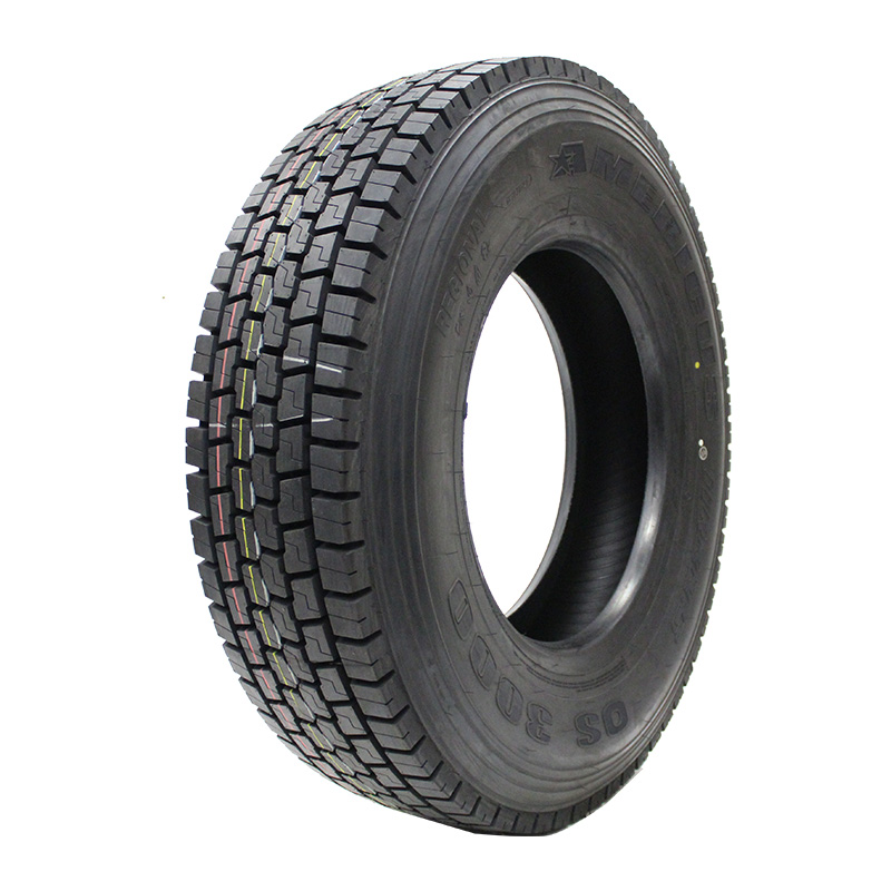 Americus OS3000 285/75R24.5 144 L Drive Commercial Tire