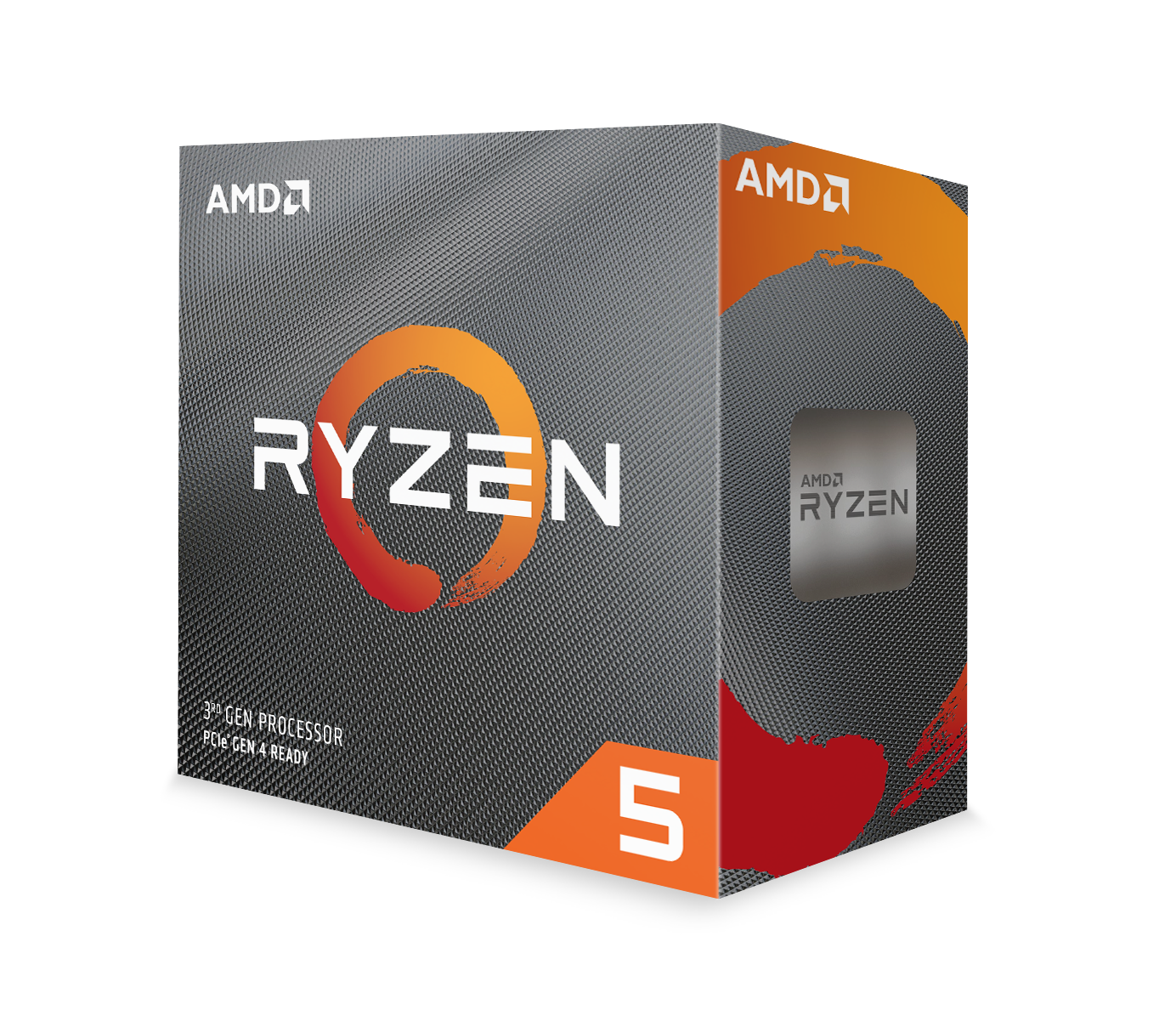 AMD Ryzen 5 3600X 6-Core, 12-Thread 4.4 GHz AM4 Processor