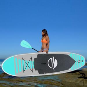 Wide Stance, Bottom Fin for Paddling, Surf Control, Non-Slip Deck Youth and Adult Standing Boat