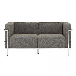 Modway LC3 Wool Loveseat, Multiple Colors