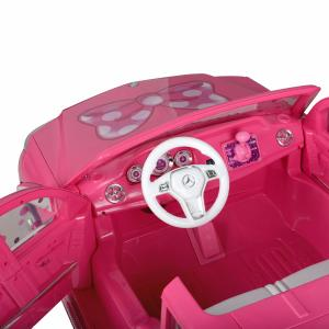 12 Volt Minnie Mouse Mercedes Battery Powered Ride On – Your little ones will ride in Luxury!