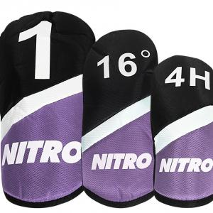Nitro Golf Club Complete Set, Ladies, 13-Piece