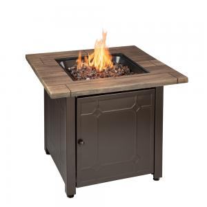 Endless Summer GAD15290ES Brooks LP Gas Outdoor Fire Pit