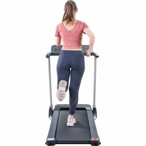 Folding Treadmill Electric Motorized Running Machine , Speakers and Incline Options