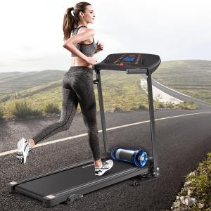 1.0HP Electric Support Folding Treadmill