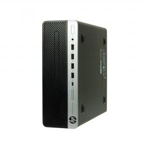 Refurbished HP 600 G3 Small Form Factor Desktop PC with Intel Core i5-6500 3.2GHz Processor, 8GB Memory, 500GB Hard Drive, and Win 10 Pro (64-bit) (Monitor Not Included)
