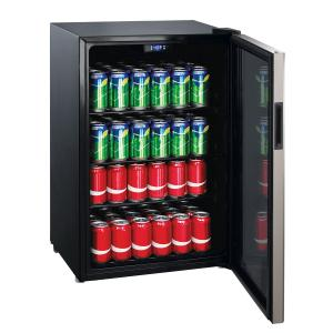 Galanz 4.5 Cu Ft 152 Can Beverage Center