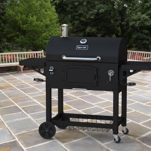 Dyna-Glo X-Large Heavy-Duty Charcoal Grill – 816 Square Inches Cooking Area
