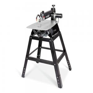 Excalibur 21-Inch Tilting Head Scroll Saw Kit with Foot Switch & Steel Stand, EX-21K