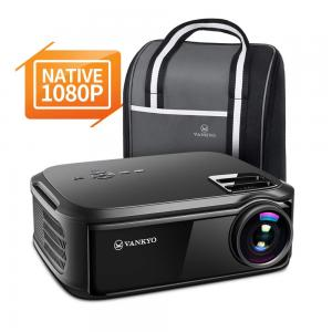 VANKYO Performance V620 Native 1080P Projector, with 200″ Display 50,000 Hours LED, Compatible with TV Stick, HDMI, X-Box, Laptop, iPhone Android for Business Presentation