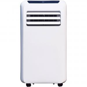 """CCH YPF2-12C 7,500-BTU (12,000 BTU ASHRAE) 3 in 1 """"New Compact Design"""" Portable Air Conditioner, Fan and Dehumidifier with Remote Control"""