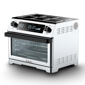 Instant, Omni, 9-In-1 Toaster Oven With Air Fry, Dehydrate, Toast, Roast, Bake, Broil, And Reheat Features
