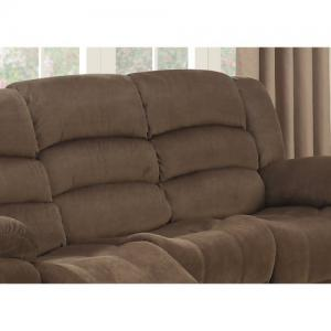 AC Pacific 71″ Bill Brown Contemporary Living Room Reclining Sofa