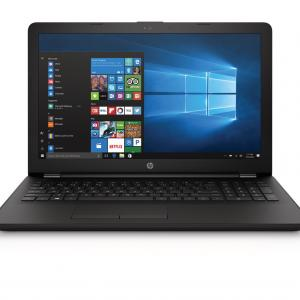 Refurbished HP 15-BS212WM 15.6″ Laptop Intel Celeron N4000 4GB RAM 500GB HDD Jet Black