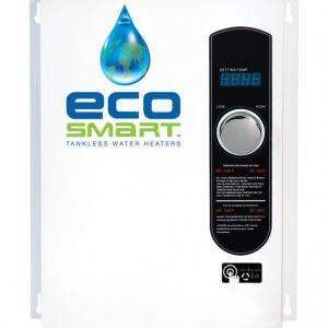 EcoSmart Electric Tankless Water Heater 18 kW