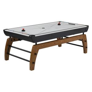 Hall of Games Edgewood 84″ Air Powered Hockey Table, Accessories Included