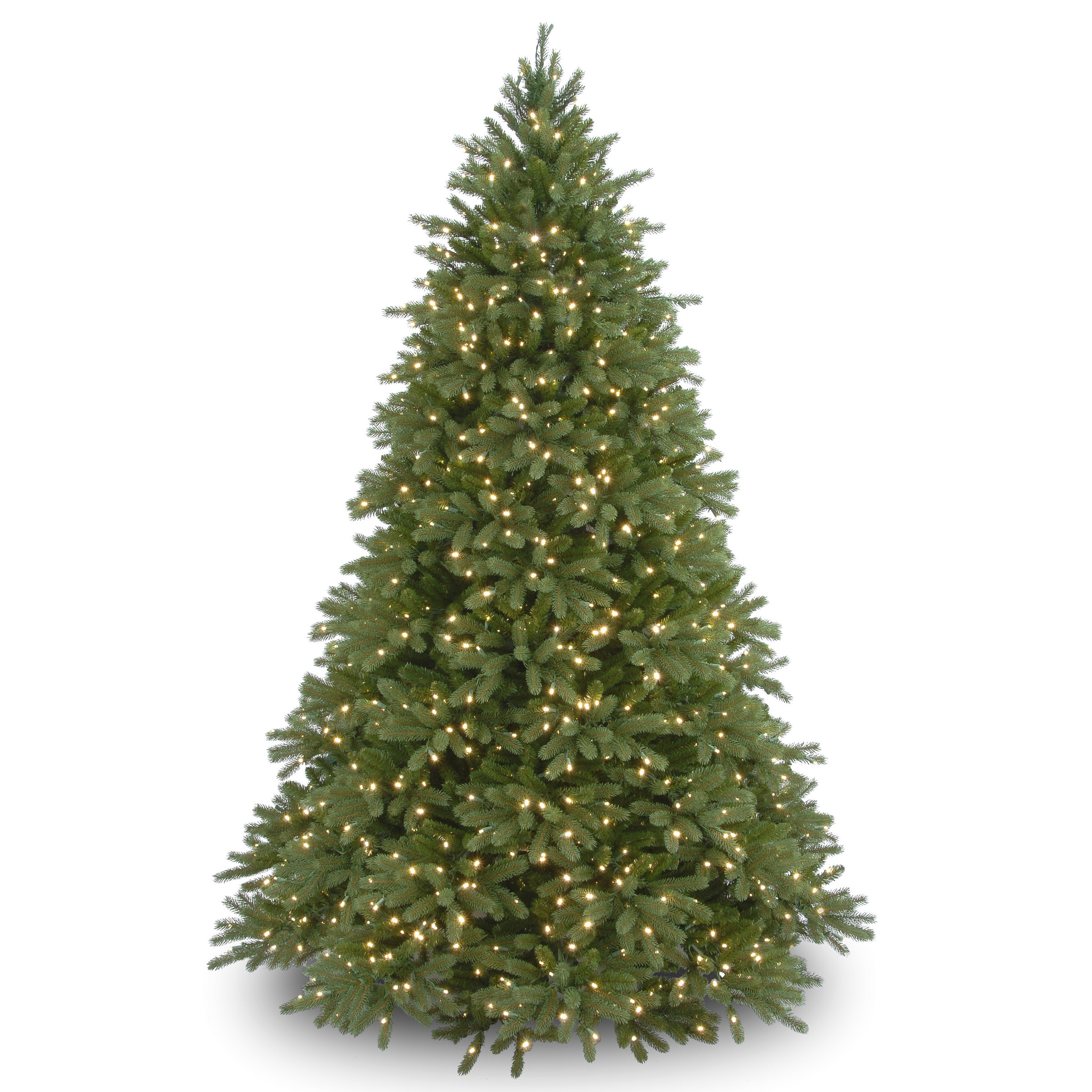 7.5 ft. Jersey Fraser Fir Deluxe Tree with Dual Color® LED Lights