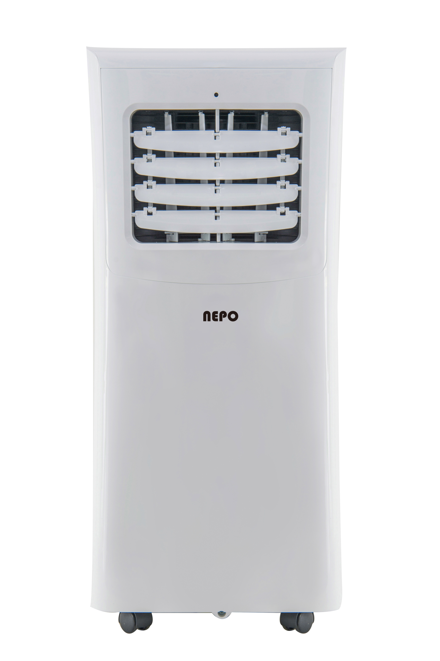 """NEPO NPP-O110C 5,000 BTU (10,000 BTU ASHRAE) 3 in 1 """"Compact Design"""" (Only 47.4lbs)Portable AC with Dehumidifier, Fan and Remote Control"""