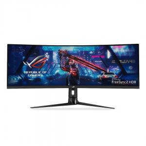 ASUS ROG Strix XG43VQ 43″ Super Ultra-Wide Curved HDR Gaming Monitor 120Hz (3840 x 1200) 1ms FreeSync™ 2 HDR DisplayHDR 400 90% DCI-P3