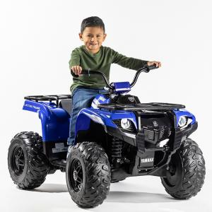 12 Volt Yamaha Grizzly Blue