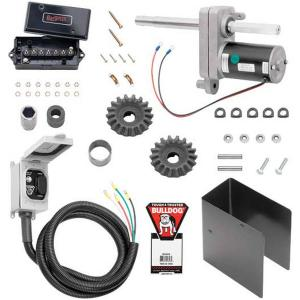 Electric Powered Kit, 12K 2-Speed Replacement Auto Part, Easy to Install