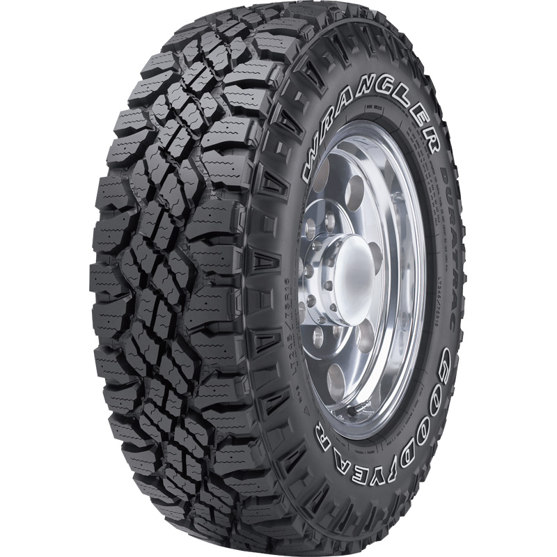 Goodyear Wrangler DuraTrac All-Season LT235/85R16 120Q Tire