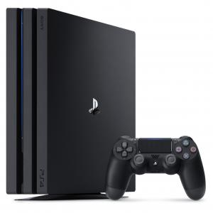 Sony PlayStation 4 Pro 1TB Gaming Console – Wireless Game Pad – Black