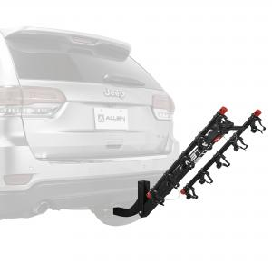 Allen Sports Deluxe 5-Bicycle Hitch Mounted Bike Rack Carrier, 552RR