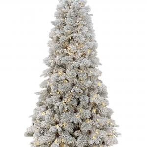 Holiday Time Bellmont Tree with Color Changing Lights, 7.5′