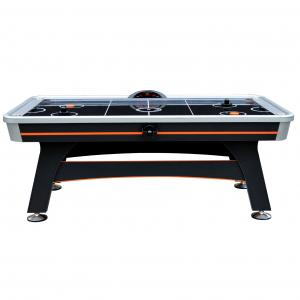 Hathaway Trailblazer 7-ft Arcade Level Air Hockey Table with Electronic Scoring Unit and Sound Effects