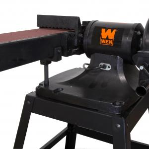 WEN 9-Amp 6 x 48-Inch Belt and 9-inch Disc Sander with Stand, 6508