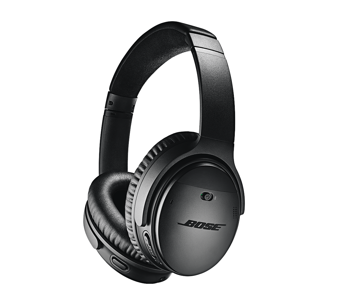Bose QuietComfort 35 Wireless Noise Cancelling Headphones II – Black