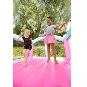 L.O.L. Surprise! Jump 'n Slide Inflatable Bounce House with Blower